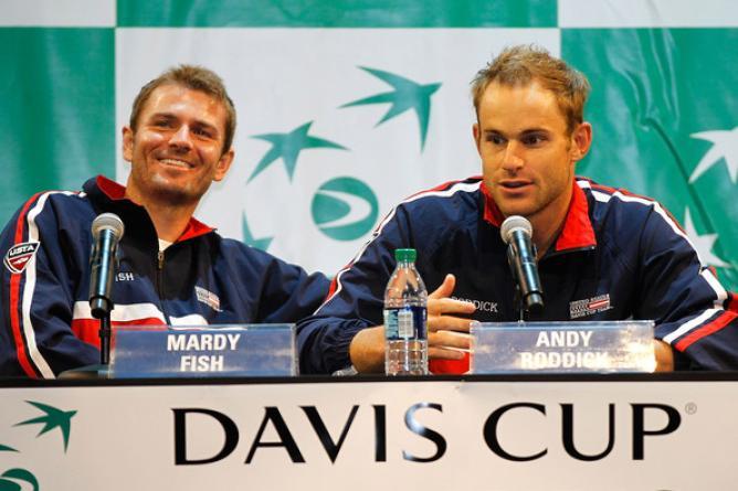 Родик и Фиш поискали да се завърнат на US Open
