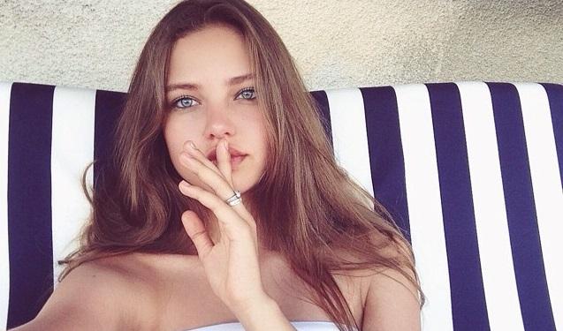 Дъщерята на Кафелников се изявява като модел (снимки)