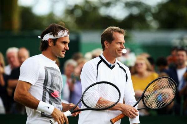 Едберг: С Федерер все още се опознаваме