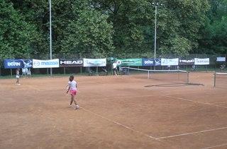 Български финали на двойки на международния турнир в Плевен