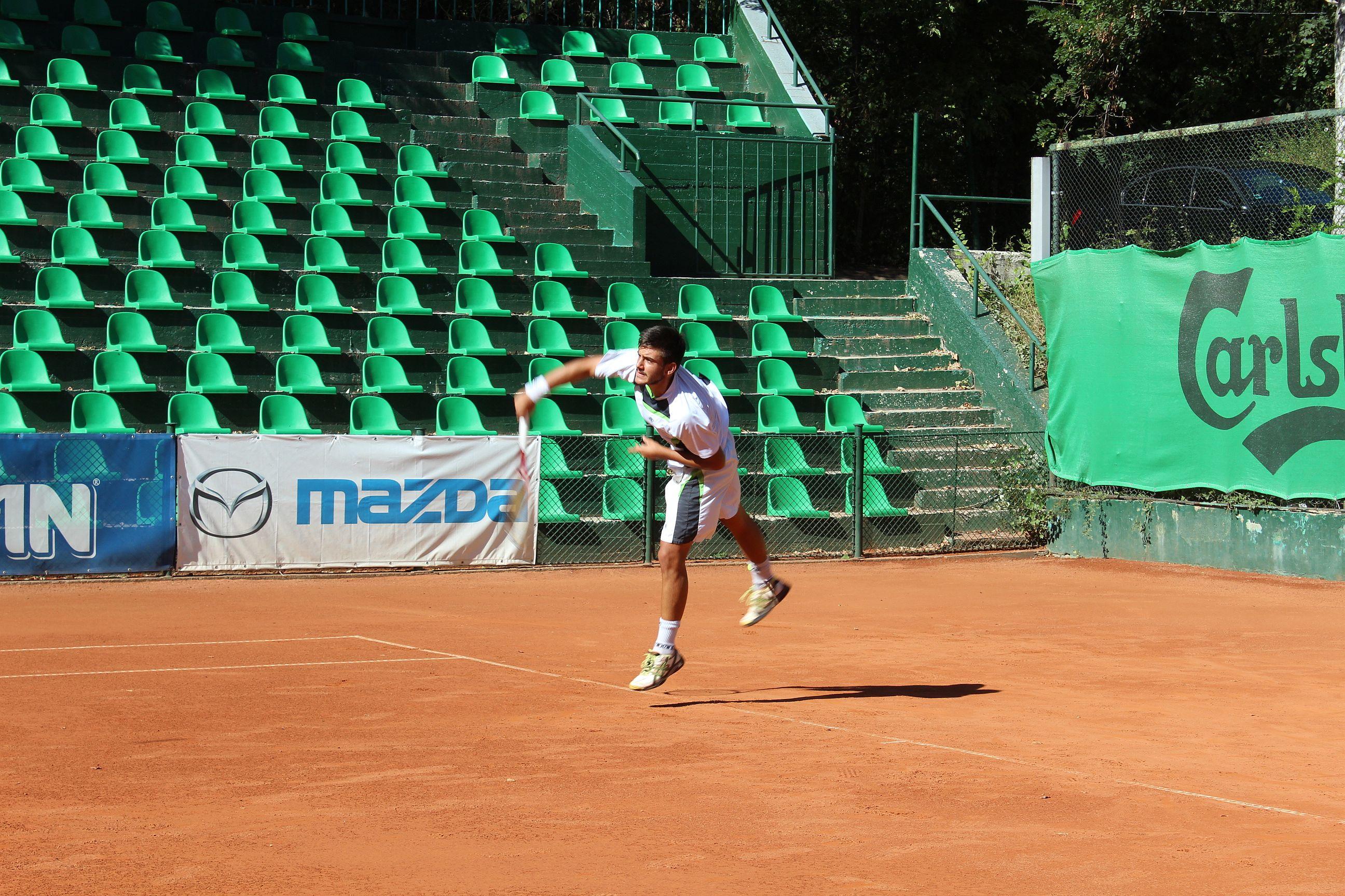 Пламен Милушев с полуфинал в Сърбия