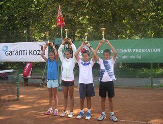 Симеон Терзиев шампион на международния турнир в Плевен