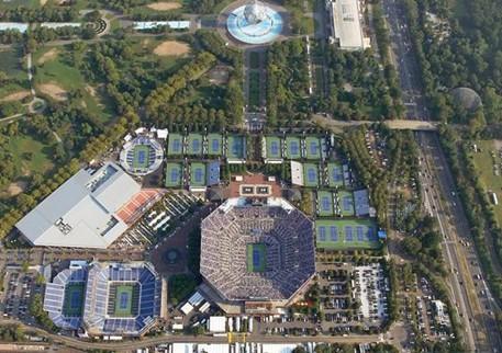 Гигантски тенис център в САЩ с над 100 корта