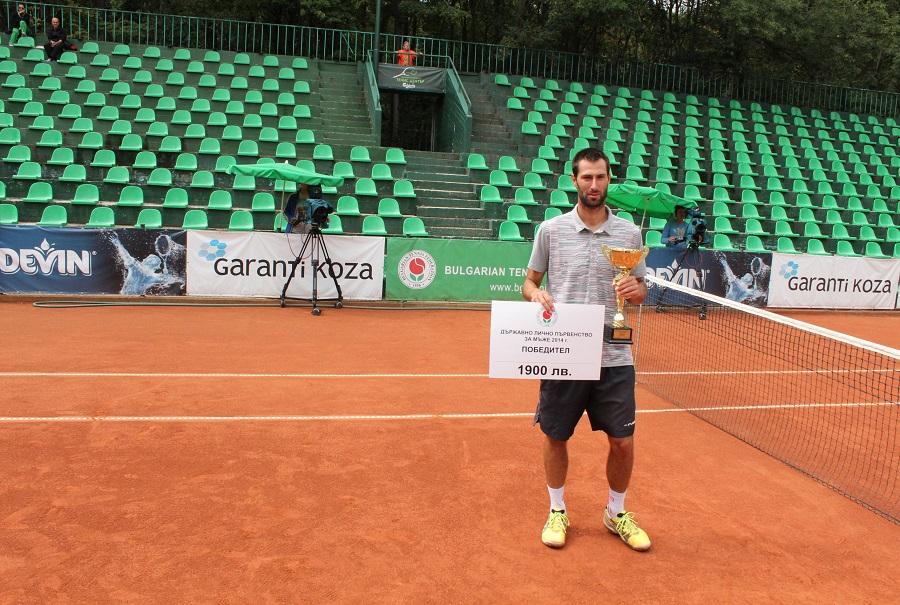 Динко Халачев е новият шампион на България!