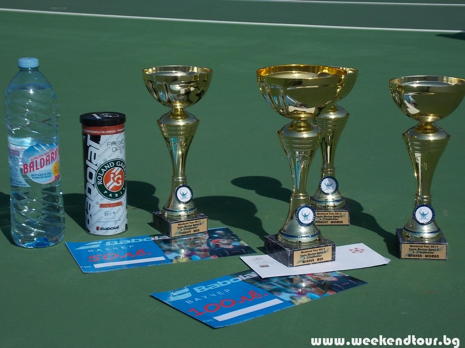 Приключи вторият любителски турнир в Созопол