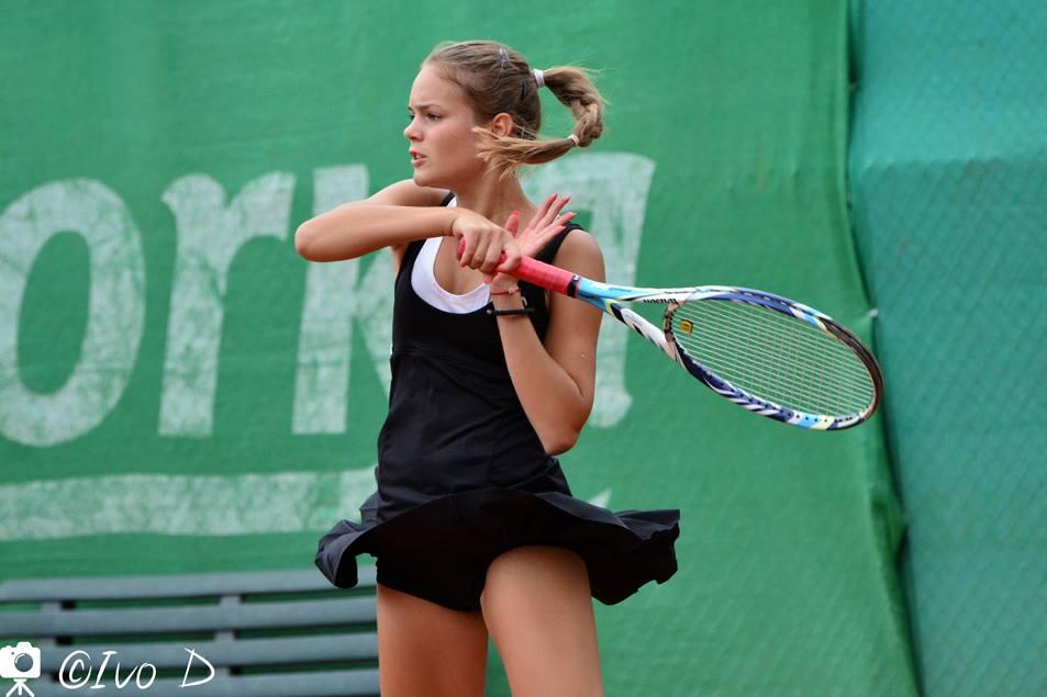 Виктория Очева пред Тенис24: Доволна съм от 2014-а