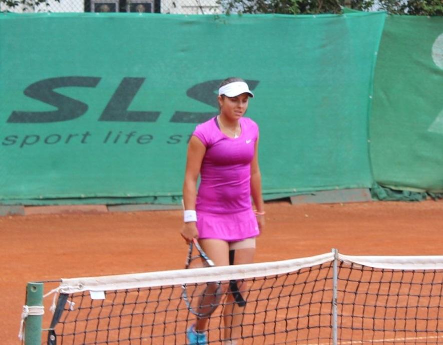 Виктория Томова на полуфинал след страхотен обрат