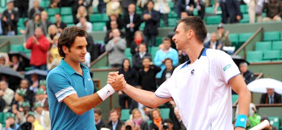 Мненията на феновете за загубата на Федерер от Сьодерлинг