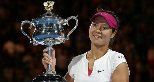 Тенис елитът със специално обръщение към Ли На