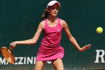 15-годишната Виктория Бърдарова започна успешно Varna cup