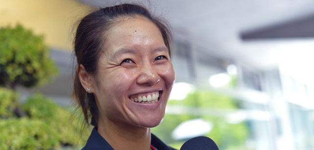 Ли На се отказала заради нова травма