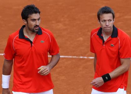 Зимонич и Нестор триумфираха при двойките в Париж