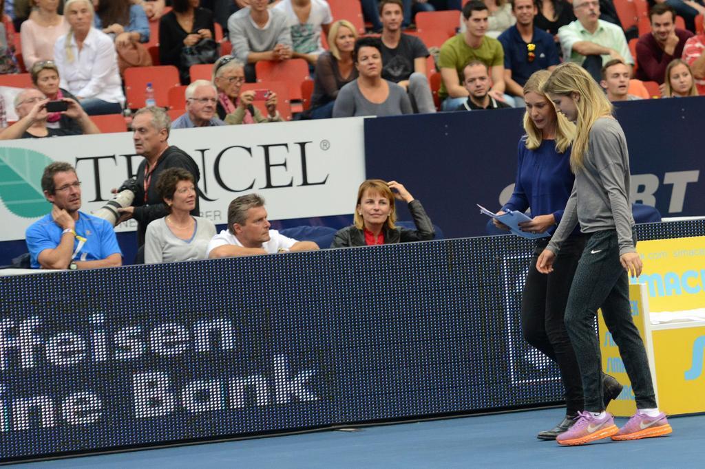 Бушар се отказа - Пиронкова на 1/4 финал
