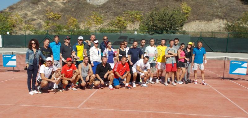 Приключи последният турнир от Weekend Tour 2014