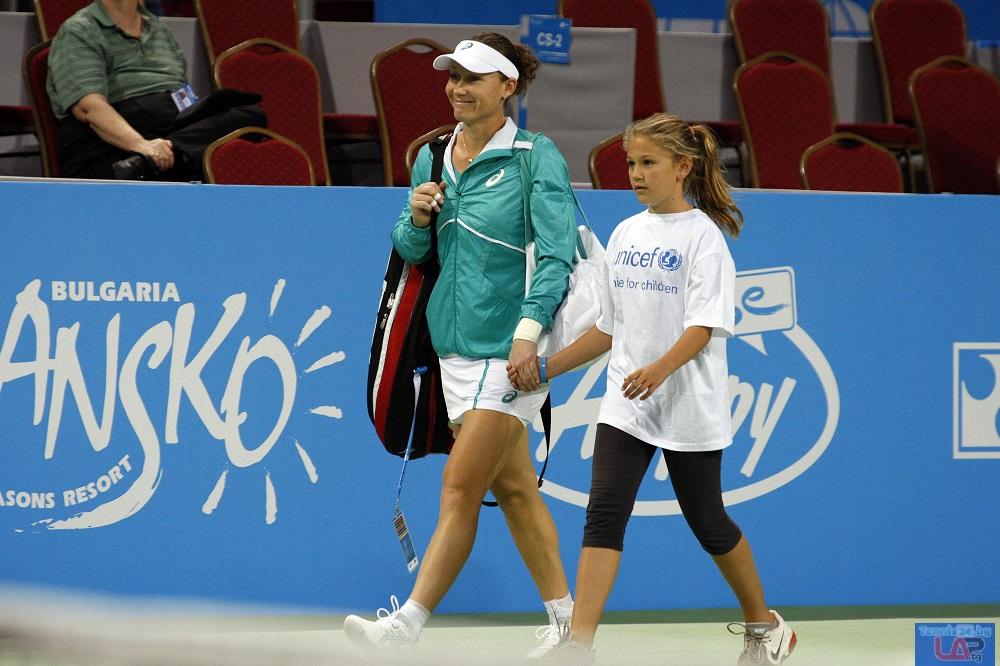 Саманта Стосър зае последното място в Турнира на шампионките