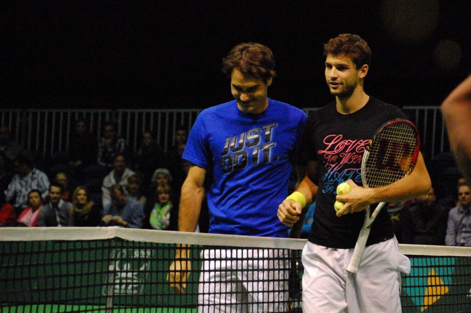 Григор в една четвъртина с Федерер в Базел – жребий