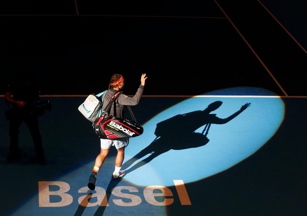 Надал с първи успех в Базел
