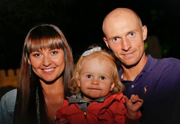 Давиденко очаква второ дете