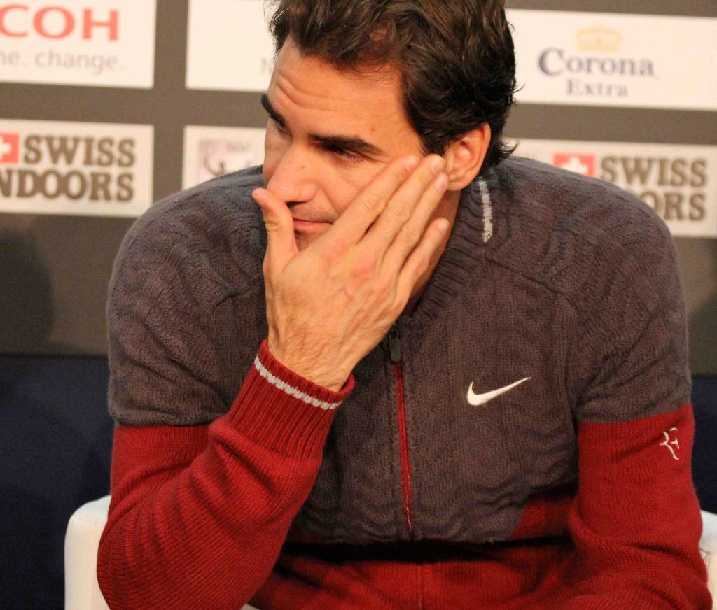 Федерер: Показах най-добрия си тенис
