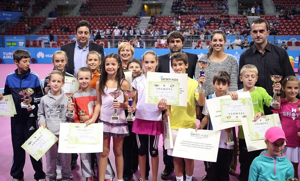 Малките шампиони наградени преди големия финал