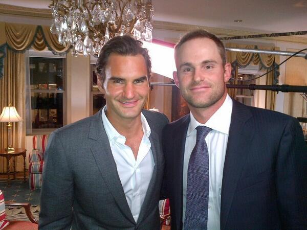 Родик: Федерер е най-великият, Надал №2