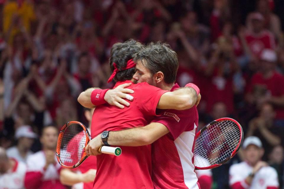 Отново заедно: Фед и Стан с ключова победа