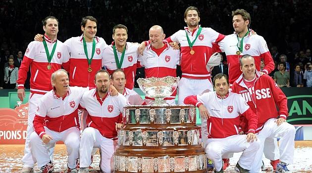 Федерер сбъдна мечтата си и донесе Купа Дейвис на Швейцария