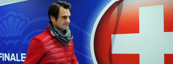 Федерер с най-много победи през 2014-а