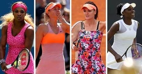 WTA обяви номинираните за на-добър екип през 2015-а