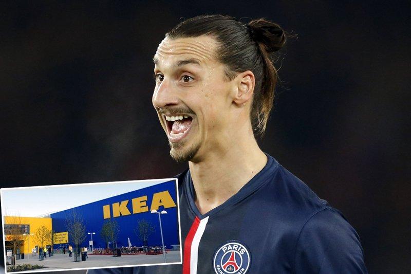 Борг: Ибрахимович е наследникът ми, по-известен е от IKEA