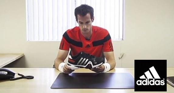 Мъри вече няма да носи екипи на Adidas
