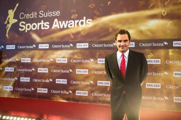 Федерер е спортист №1 в Швейцария (видео)