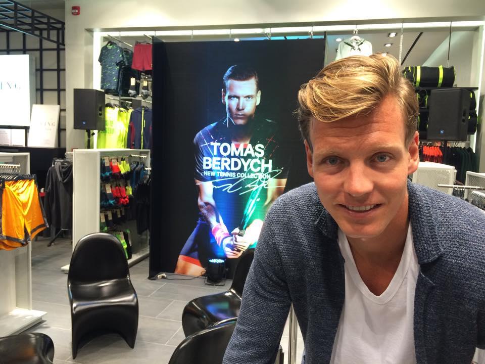 Томаш Бердих започна работа с бивш треньор на Мъри