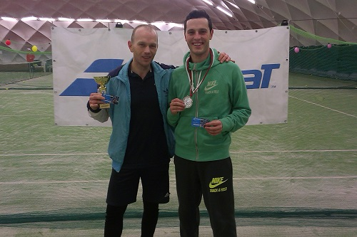 "Йордан Пичуров стана шампион на ""Pro Sport Tennis Cup"""