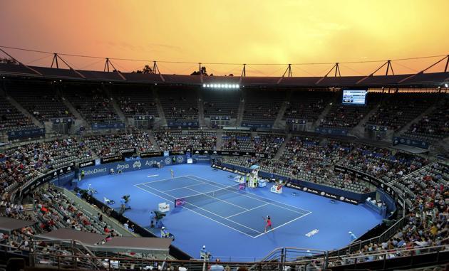 Програма за турнира в Сидни за сряда
