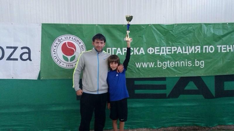 Треньор на шампиони: Кристиян Илиев
