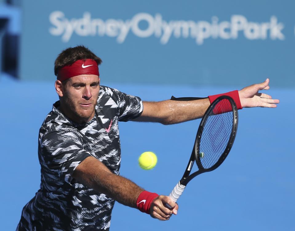 Дел Потро пропуска Откритото първенство на Австралия