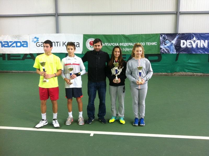 Треньори на шампиони: Тодор Енев и Пресиян Коев