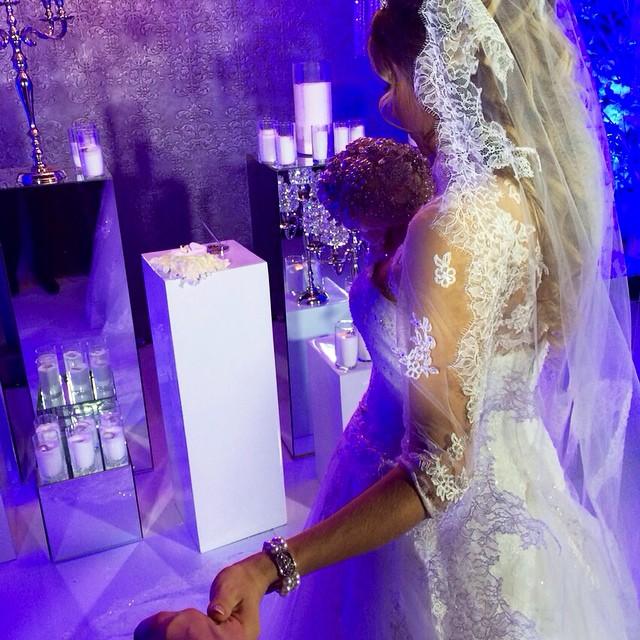 Кириленко вдигна сватба