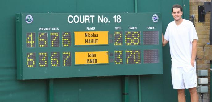 Лудостта свърши - Джон Иснър спечели най-дългия мач в историята на тениса (+ пълен видеобзор)