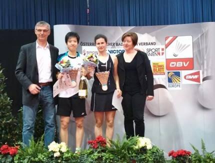Линда Зечири остана втора във Виена
