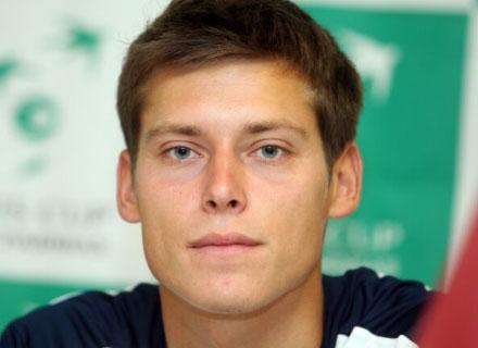Гулбис няма да играе срещу България