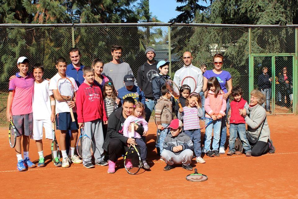БФ Тенис и Спешъл Олимпикс България със съвместна инициатива