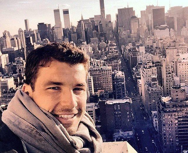 Григор Димитров вече е в Ню Йорк