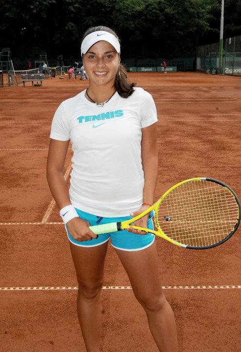 Виктория Томова директно в схемата на турнир в Италия