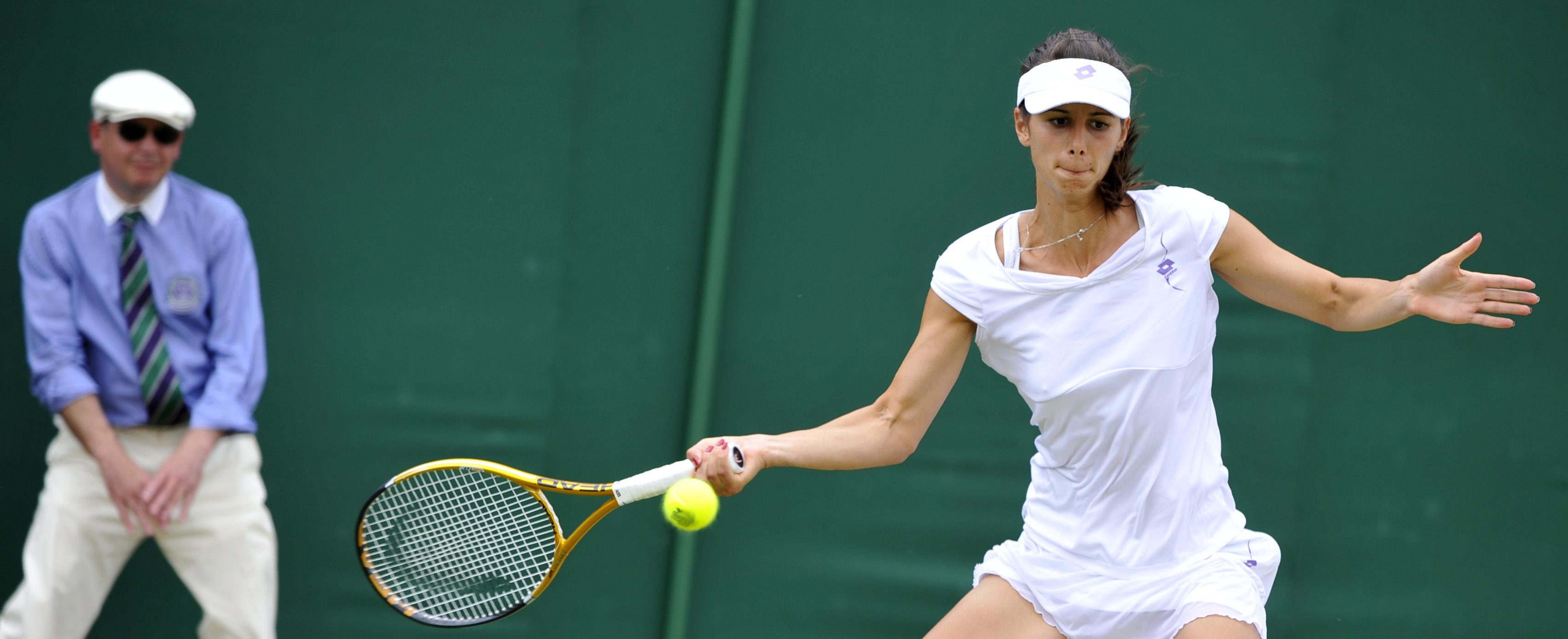 Огромна победа за българския тенис - Цветана Пиронкова на четвъртфинал на Уимбълдън