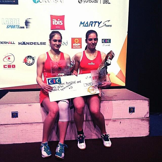 Габриела и Стефани Стоеви шампионки във Франция