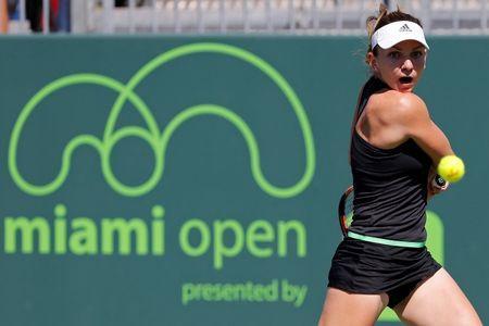Симона Халеп записа рекорд в Маями