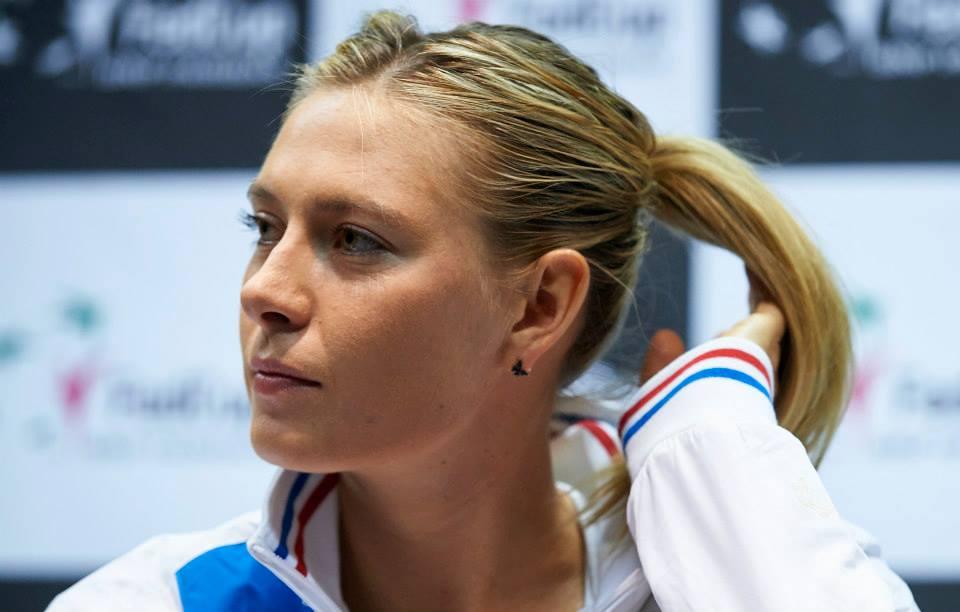 Мария Шарапова пристига в Сочи на 14 април
