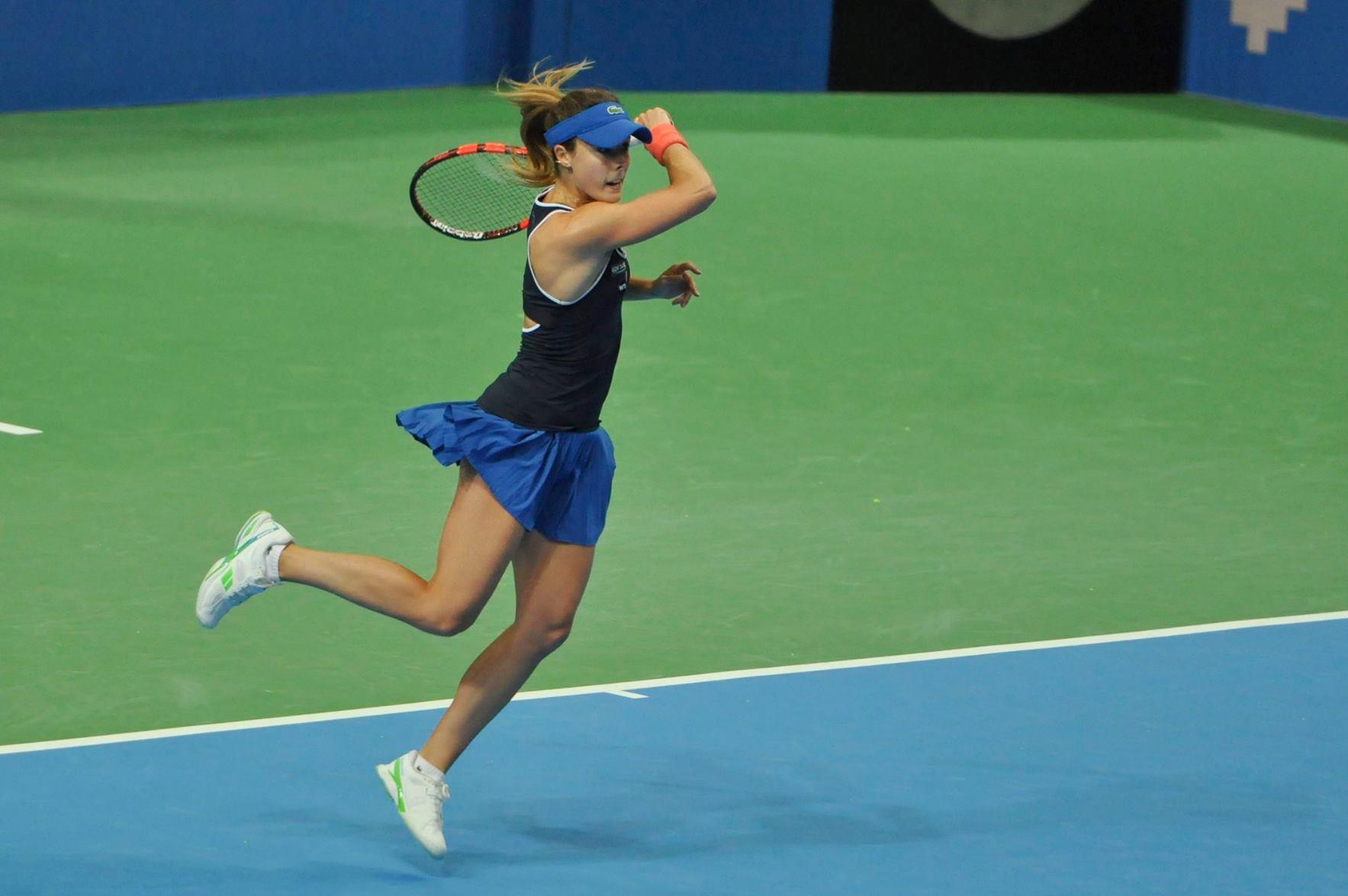 Шампионката Корне на четвъртфинал в Катовице